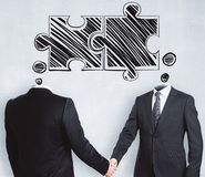 Teamwork and success background royalty free stock photo