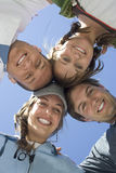 Teamwork und Freundschaft Lizenzfreie Stockfotografie