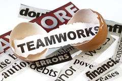 Teamworks Stock Photos