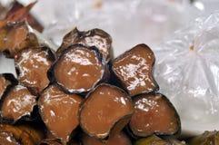 Tean Kanom (Gevulde Deegpiramide) Stock Afbeelding