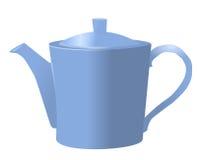 Teapot απεικόνιση Στοκ Εικόνα