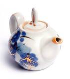 teapot πορσελάνης Στοκ φωτογραφίες με δικαίωμα ελεύθερης χρήσης