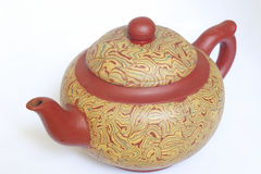 teapot της Κίνας Στοκ φωτογραφία με δικαίωμα ελεύθερης χρήσης
