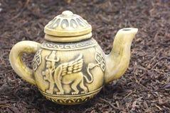 teapot Τούρκος Στοκ εικόνες με δικαίωμα ελεύθερης χρήσης