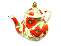 teapot χρώματος Στοκ φωτογραφία με δικαίωμα ελεύθερης χρήσης