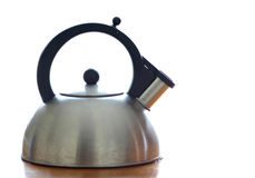 Teapot. Isolated on white background Royalty Free Stock Images