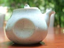 teapot Arkivfoto