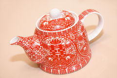A teapot Royalty Free Stock Photo