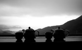 Teapot 2 Royalty Free Stock Photo
