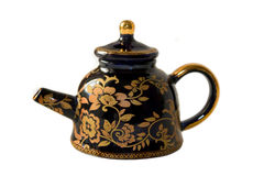 teapot Fotografia Stock