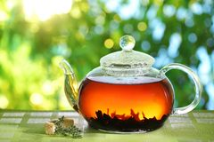 Teapot. Royalty Free Stock Photos