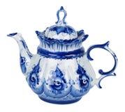 teapot Fotografering för Bildbyråer