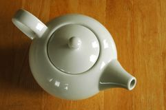 Teapot Στοκ εικόνα με δικαίωμα ελεύθερης χρήσης