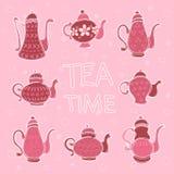 teapot 4 Royaltyfri Bild