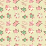 teapot 4 Arkivfoto
