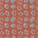 teapot 4 Arkivbilder