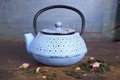 teapot Arkivfoton