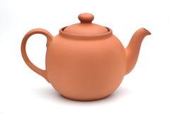 Teapot cerâmico imagens de stock royalty free