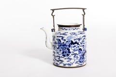 Teapot chinês foto de stock royalty free