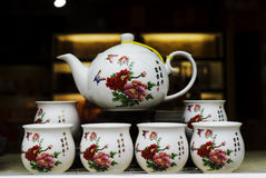 Teapot china Royalty Free Stock Images