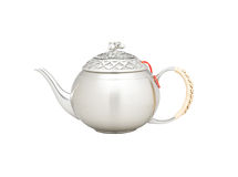Teapot in chinese style Stock Image