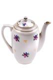 Teapot close up Stock Photography