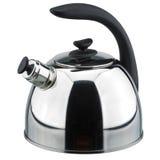 Teapot do metal Foto de Stock