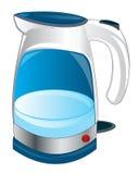Teapot electric Stock Image