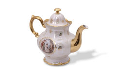 Teapot from German Stock Image