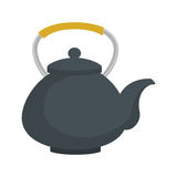 Teapot hot drink japan icon graphic Royalty Free Stock Images