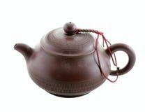 Teapot isolated. On white background Stock Photo