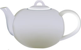 Teapot for liquids Royalty Free Stock Photography