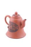 teapot odosobniony biel zdjęcie royalty free
