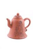 teapot odosobniony biel obraz royalty free