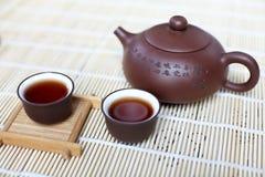Teapot sety Obrazy Stock