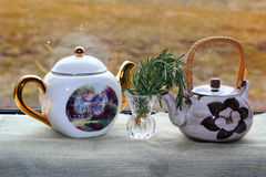 Teapot Still Life Royalty Free Stock Image