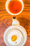 The teapot Stock Photography