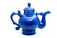 Teapot for tea stock photography