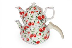 Teapot tea Royalty Free Stock Photography
