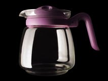 Teapot vazio Foto de Stock