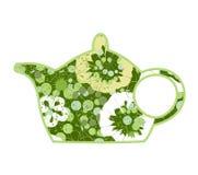 Teapot2 Royalty Free Stock Photo