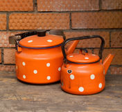 teapots Fotografering för Bildbyråer