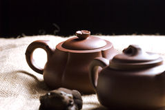 Teapots Royalty Free Stock Photos