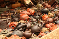 teapots Στοκ εικόνα με δικαίωμα ελεύθερης χρήσης