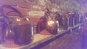 teapots Imagem de Stock Royalty Free