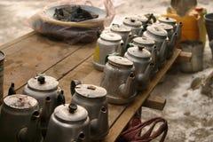 teapots Στοκ εικόνες με δικαίωμα ελεύθερης χρήσης