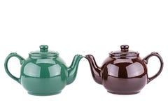 Teapots Stock Photos