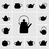 Teapots Royalty Free Stock Images