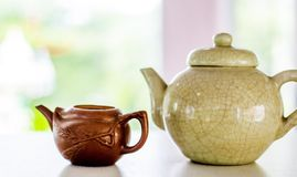 Teapots Royalty Free Stock Image