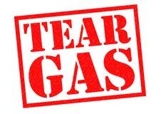 TEAR GAS Royalty Free Stock Photos